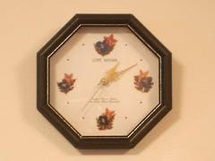 K 様  壁掛け時計のガラス