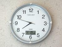 S 様 壁掛け時計