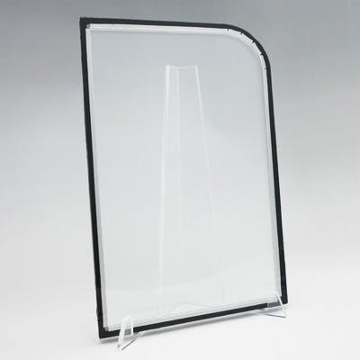 異型ペアガラス Rカット
