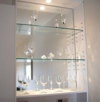N.K様 ガラス棚板