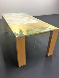 株式会社T様 デザインテーブル天板