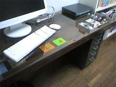 K.A様 デスクのテーブルトップ
