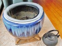 K様 火鉢の蓋 火鉢テーブル
