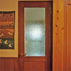 Y様 室内ドアのガラス