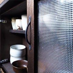 H様 食器棚の扉