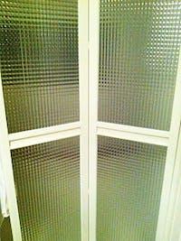 H様 浴室の折れ戸のガラス