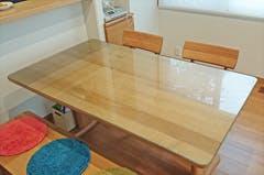 M様 テーブルの天板
