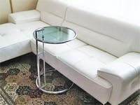 M様 円形サイドテーブルの天板
