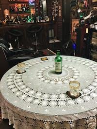 J様 円形テーブルトップ