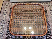 N様 籐製テーブルの天板