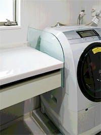 Y様 洗濯機のサイドガード