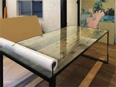 O様 テーブル天板(仕上げ)