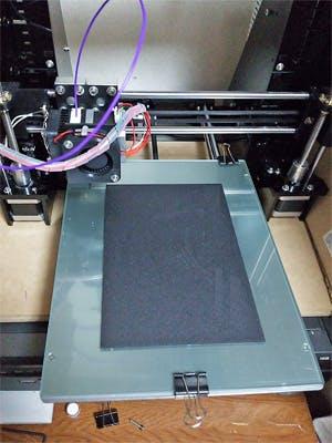 H様 3Dプリンタのヒーターベッド