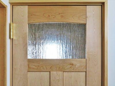 T様 屋内のドア窓