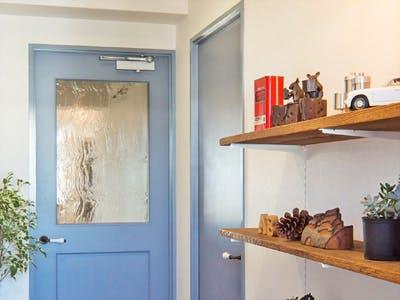D社 H様 リノベーション物件のドアに使用