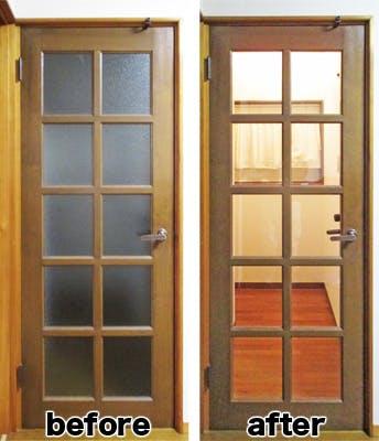 S社 S様 室内ドア