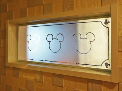 室内の採光窓