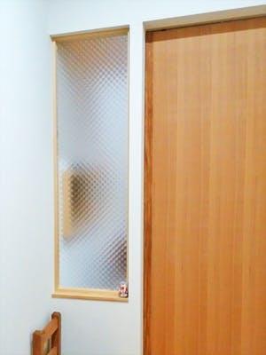 A様  室内窓