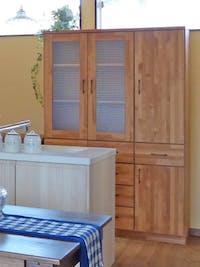 N建設様  家具の扉