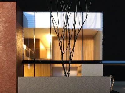 M.H様  建築模型