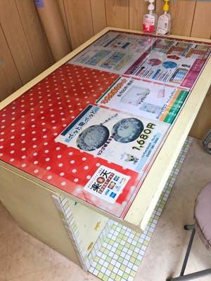 S.O様 テーブルの天板ガラス
