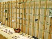 眼鏡屋S様 商品陳列棚