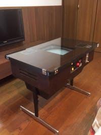 R.A様 ゲーム機のテーブル天板