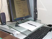 K.H様 パソコンデスクサブテーブル