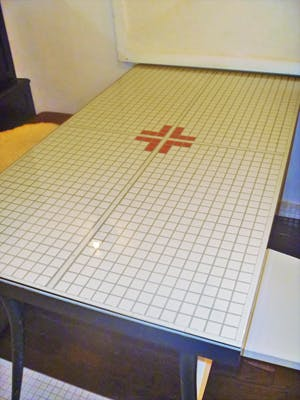 N.I様 テーブル天板