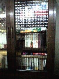 I.T様 戸棚のチェッカーガラス