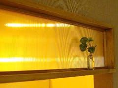 K様 室内窓のガラス