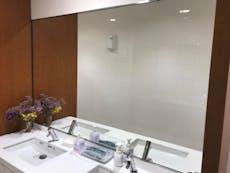 A様 トイレの鏡