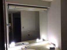 Y様 洗面所鏡