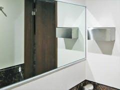 K様 洗面所鏡