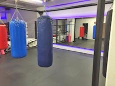 K様 ボクシング&フィットネスジムの姿見