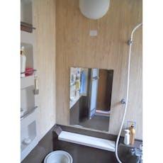 浴室ミラーの交換