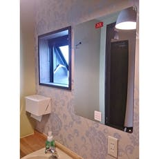 H.S様 トイレの鏡