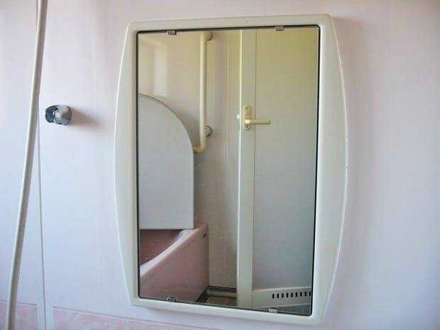 K.I様 浴室鏡