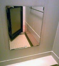 G.M 様 浴室鏡