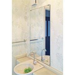 Y.I 様 洗面所の鏡