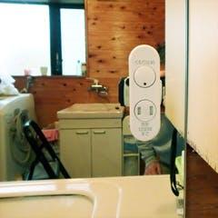 K.T 様 洗面所鏡の交換