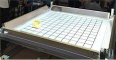 T大学 S樣 実験装置の反射鏡